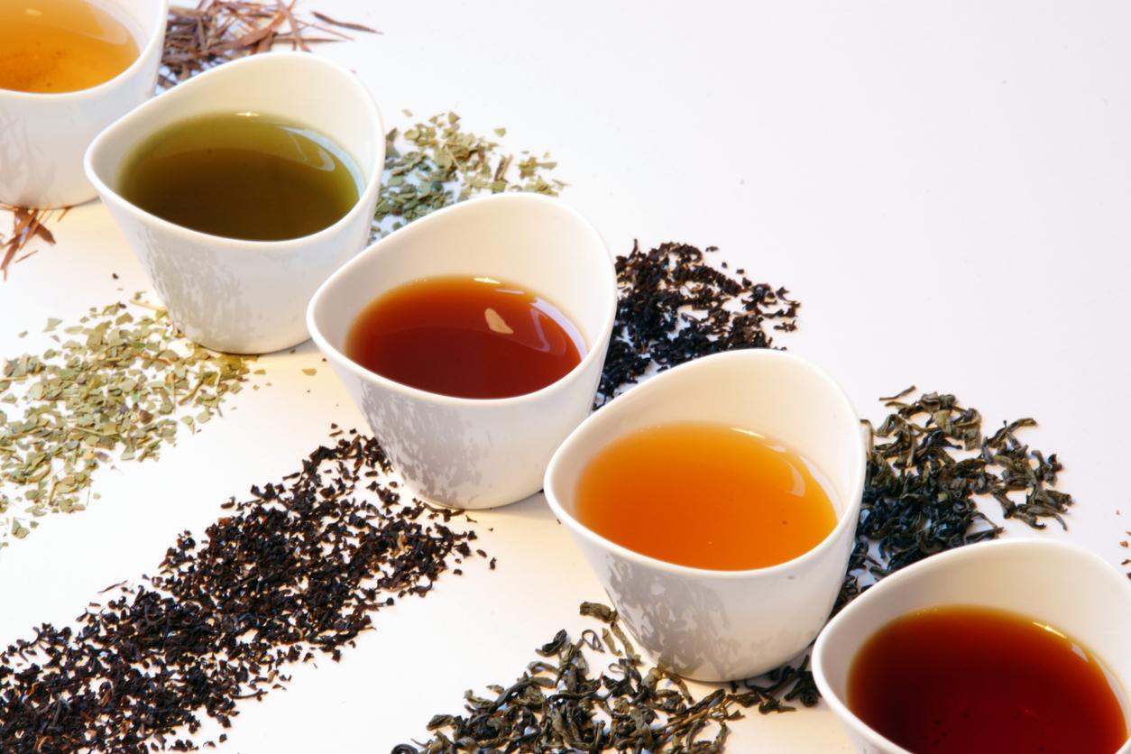 loose-leaf tea near Arlington