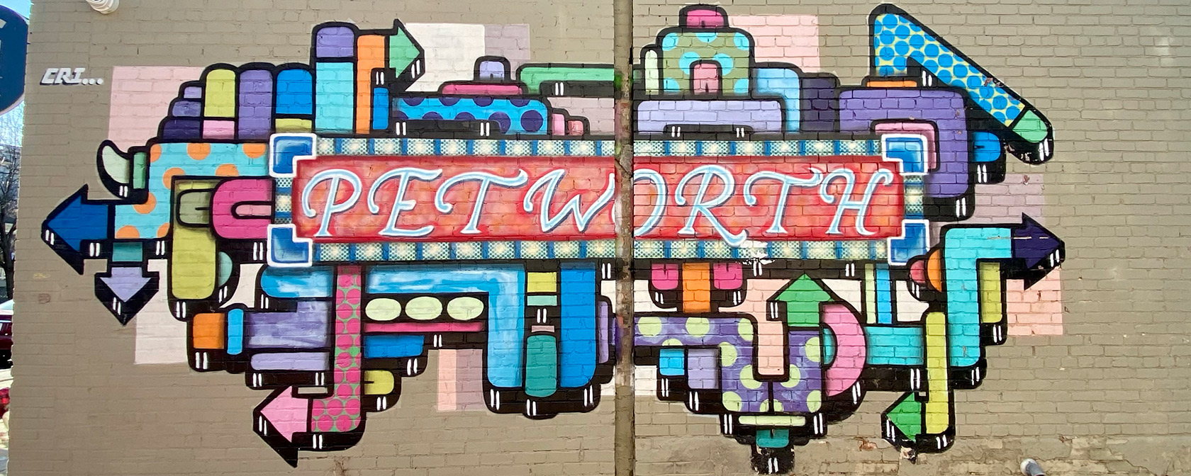 Petworth Mural | Visit Petworth neighborhood
